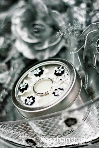 gubahan hantaran cincin nikah lelaki - Aznaim Ana Raffali