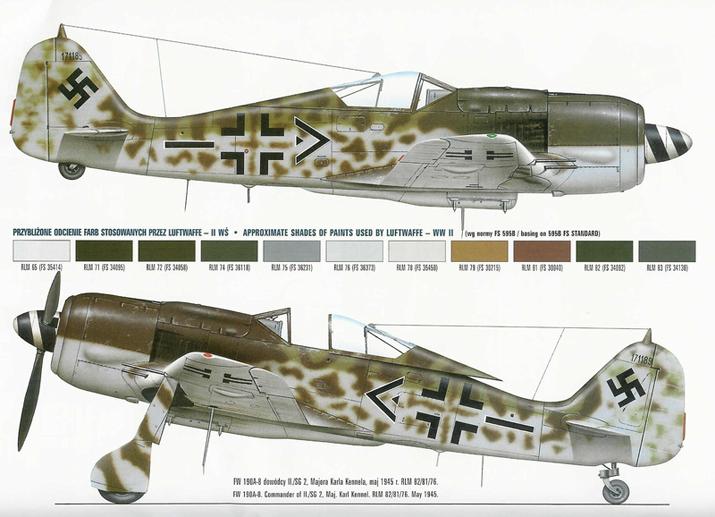 FINALIZADO 24/6 - Focke Wulf Fw 190 A-8 Tamiya 1:48 Fockewulffw190vol1kager