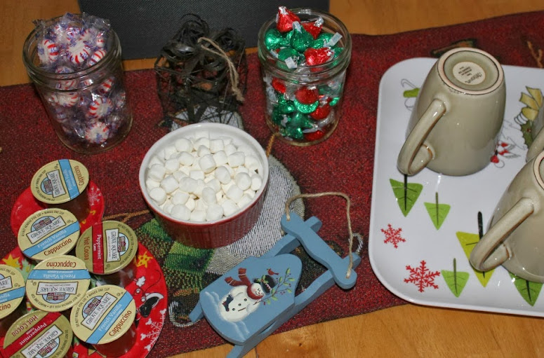 How to Create a Hot Chocolate Bar #MC