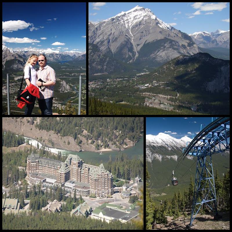 Banff: Sulphur Mountain