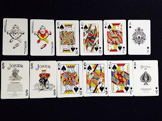 DAISO Playing Card トランプ 絵柄