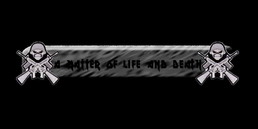 letras iron maiden a matter: