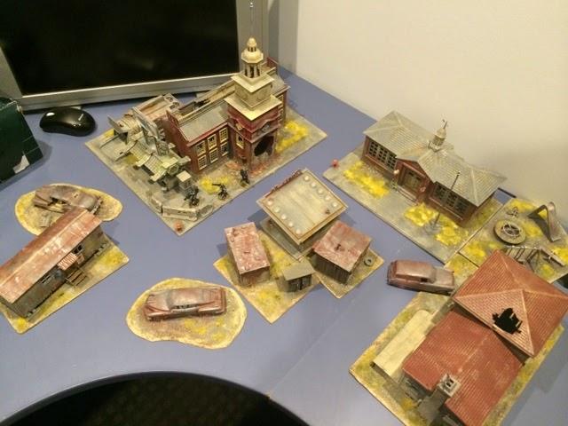 Krugers Kreations Fallout Ttg Post Apoc Terrain Take 2