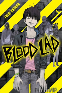 Blood Lad - Blood Lad poster