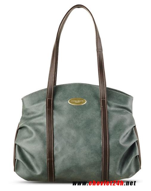 Túi xách Sophie Civry Green - LL454DG