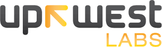 Up West Labs logo