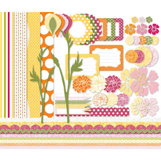 Playful Polka Dots Digital Kit for Stampin'UP!'s My Digital Studio software