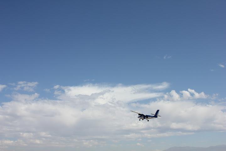 perris airport plane