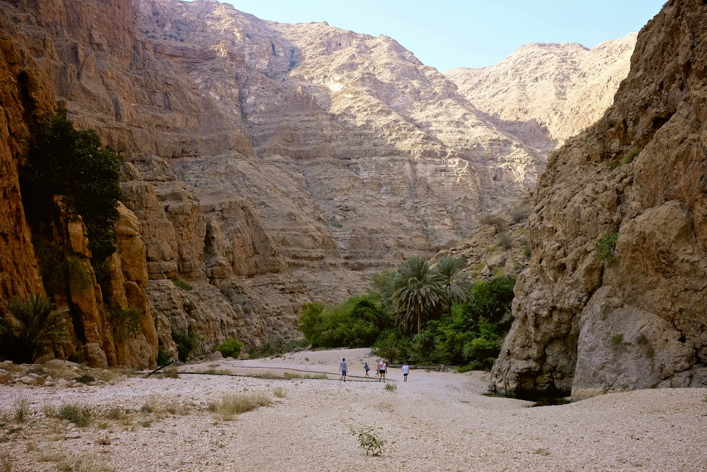 Audi Q5 to Wadi Shab in Oman