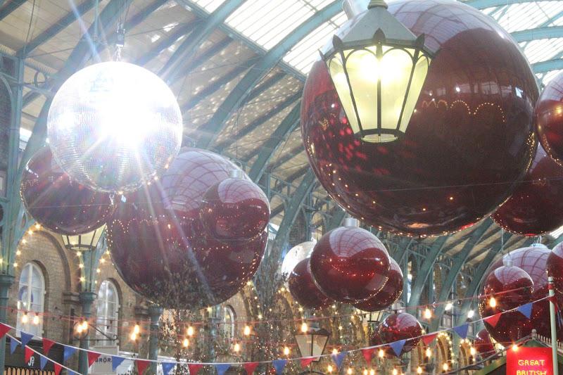 Christmas a Covent Garden