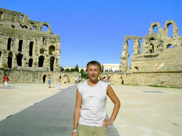 Колизей Амфитеатр в Эль Джем