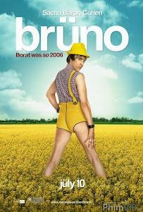 Chàng Bruno - Bruno (Brüno) poster