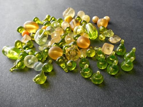 Vintage Spring Bead Giveaway