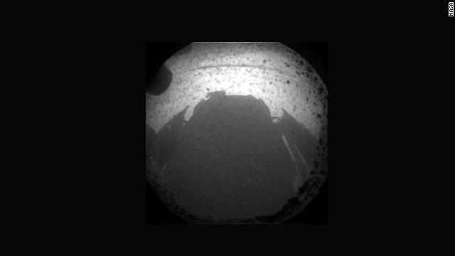 NASA Curiosity Rover Photos