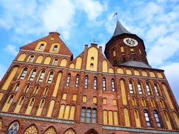 Königsberger Dom in Kaliningrad (Foto: Martin Bullinger)
