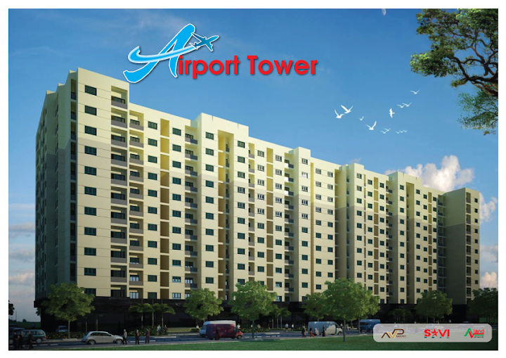 Can ho Airport Tower, Airport Tower, Căn hộ Airport Tower, can ho san golf