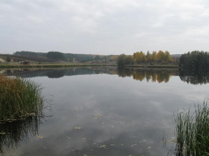 озеро в каднице