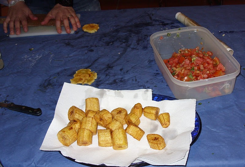 Amiti s franco colombiennes de montpellier atelier cuisine for Atelier de cuisine montpellier