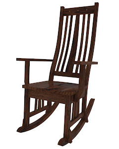 Eastern Rocking Chair
