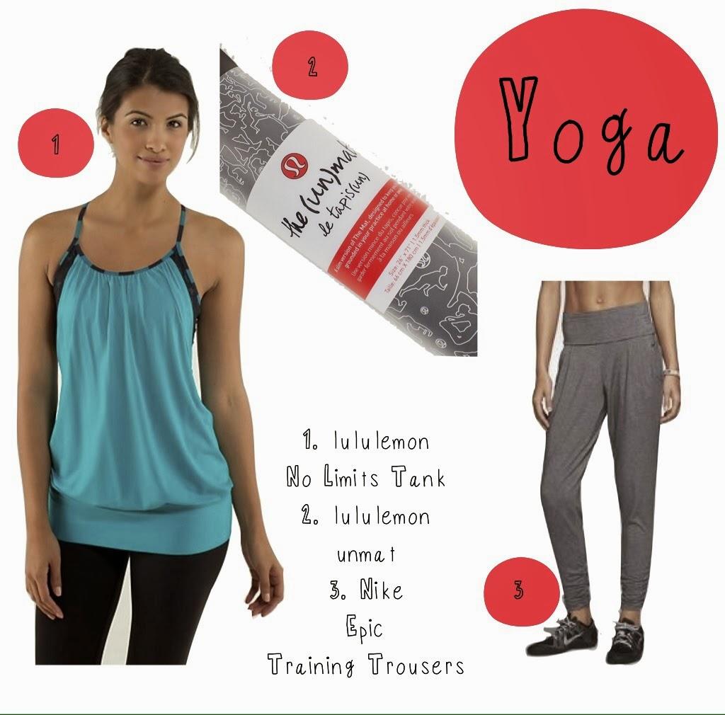 21d1da9c09 Sport'n Style: Yoga & Cycling Winter Picks - keep it simpElle