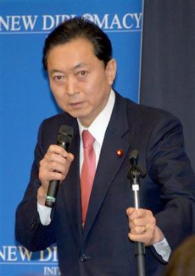 鳩山由紀夫元首相、北京で「領土問題の存在認めるべき」と主張という日本の国益を損なう活動中