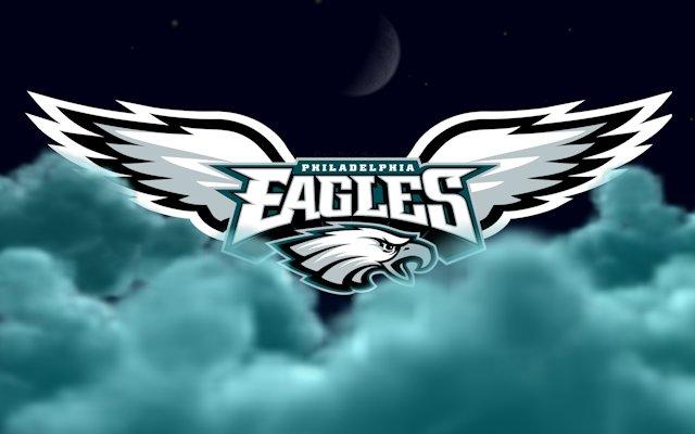 Philadelphia Eagles Flying High Wallpaper