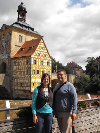 Bambergi emlék, tanácsházával