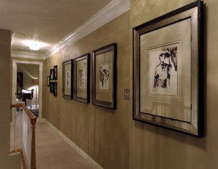 El pasillo decorarlo y sacarle el m ximo partido - Decorar pasillo estrecho y corto ...
