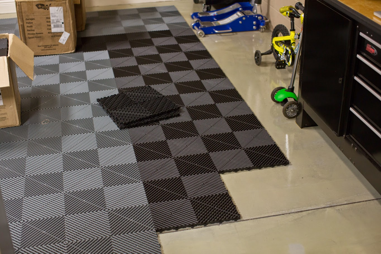 Swisstrax Flooring Obsessed Garage Blog