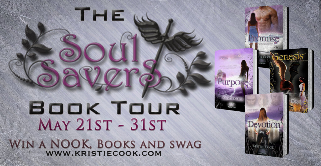 The Soul Savers Book Tour — Kristie Cook