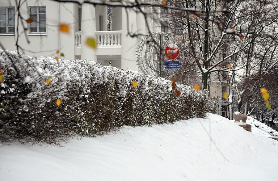 минск достопримечательности зимой