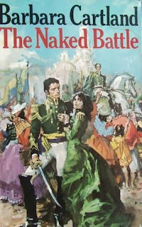 Barbara Cartland – The Naked Battle