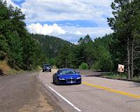 Audi @ Pikes Peak Highway 7/28/11