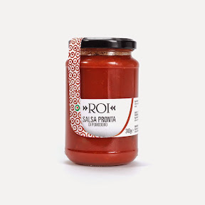 Ready-made Pasta Sauce (Salsa Pronta) 340gr.