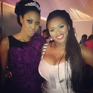 """Photos: Waje - """"Stop complaining about my bre*st, because no be you dey carry am"""""""