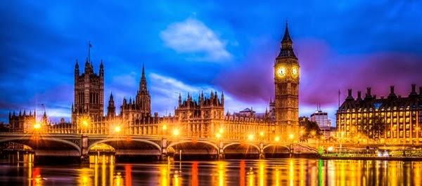Férias no Reino Unido