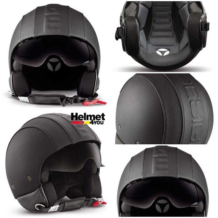 หมวกกันน็อค MOMODESIGN หมวกโมโม่ ITALY หมวกเวสป้า vespa MOMO Helmet A2S Auto2speeD