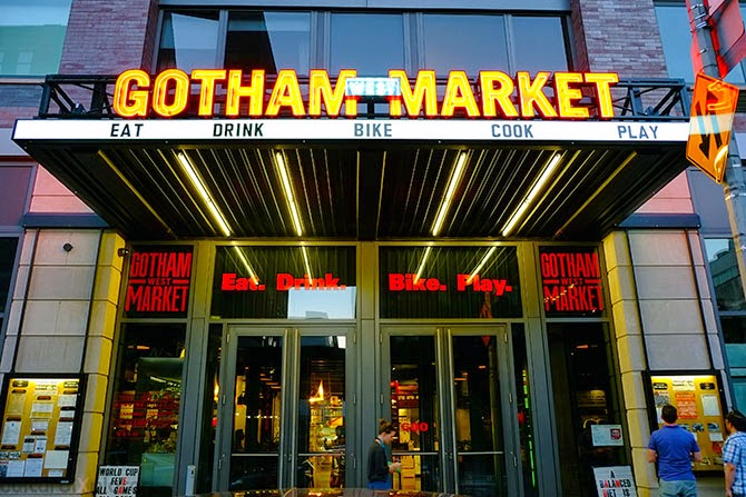 Gotham West Market Food eating my way through nyc's gotham west market • cultural xplorer