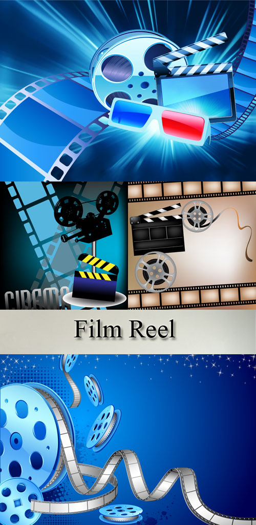 Stock: Film Reel 2
