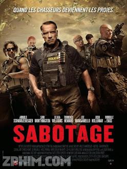 Nhiệm Vụ Cuối Cùng - Sabotage (2014) Poster