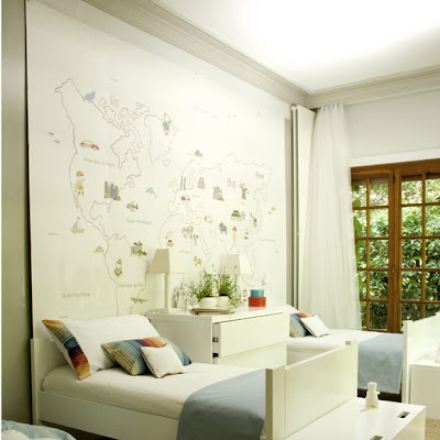 decorativas y paredes de para nios