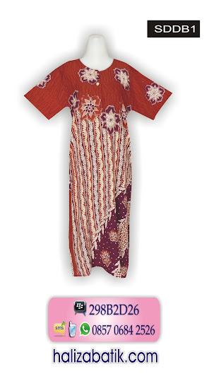 grosir batik pekalongan, Baju Batik Modern, Baju Batik Terbaru, Model Busana