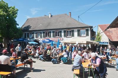 Der Römerhof in Blansingen
