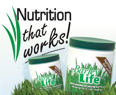 AIM Barleylife nutrition that works
