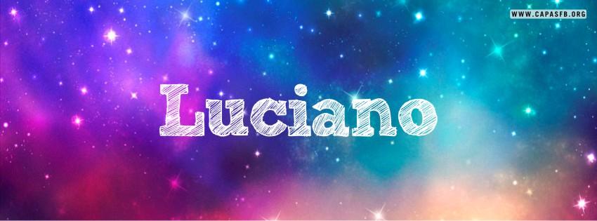 Capas para Facebook Luciano