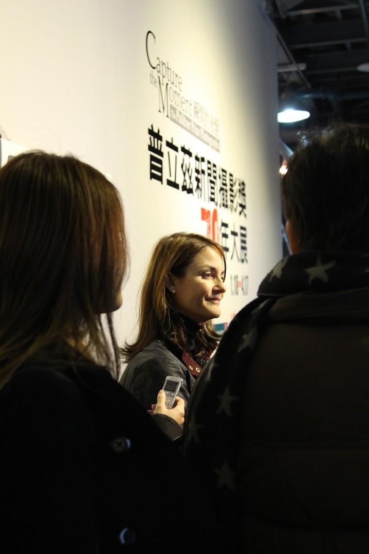 *「普立茲新聞攝影獎」首次登台開展:邀請策展人Cyma Rubin與2004年得獎者Carolyn Cole揭開序幕! 14