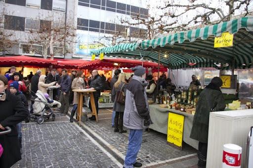 フランクフルト・レーマー広場