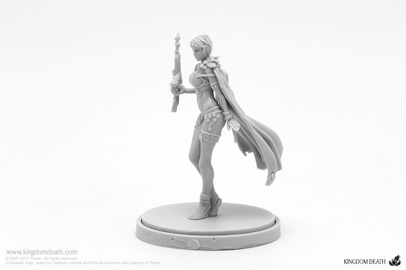 kingdom death characterv