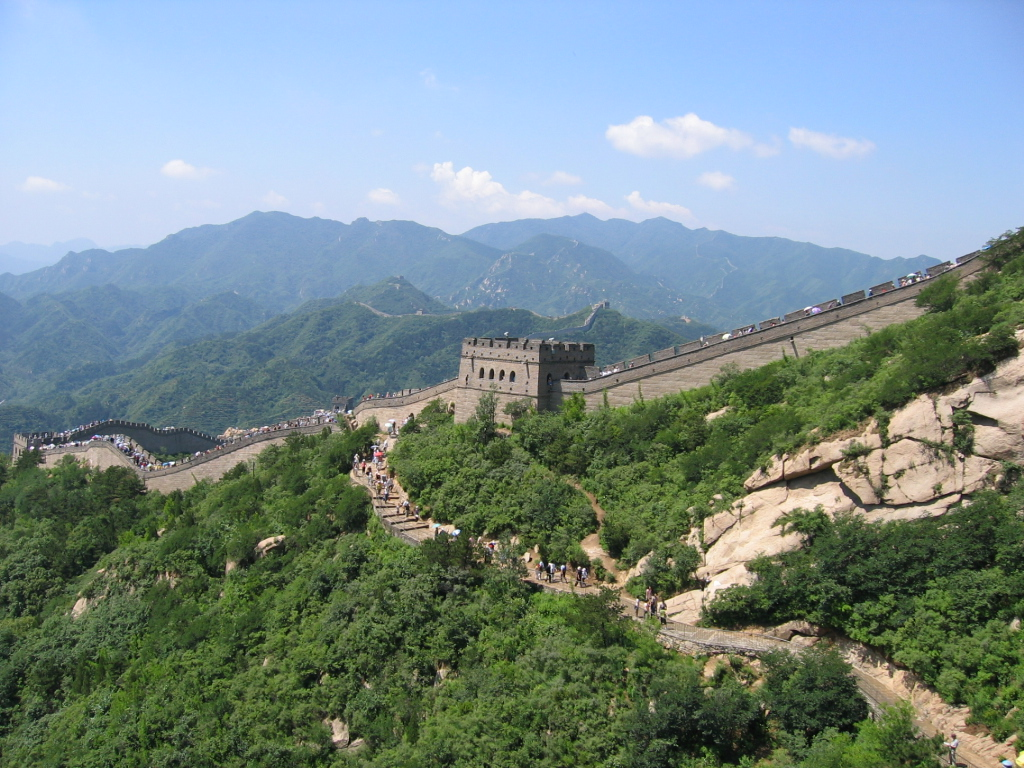 Celebrity gallery great wall of china greatest tourist for Great pictures of the world