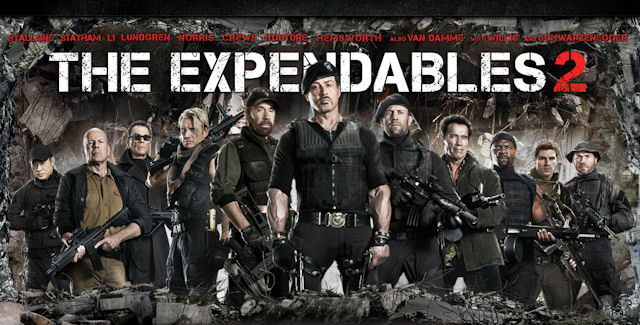 Watch The Expendable 2 Free Online